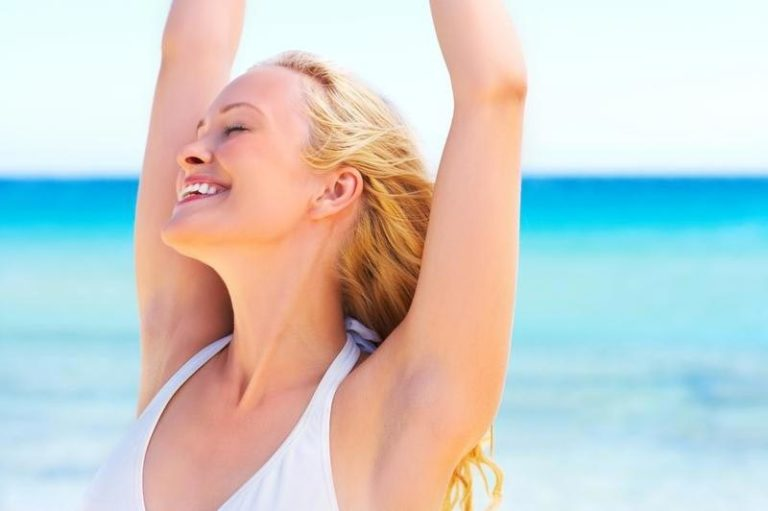 Nature's Secrets to Brighter Underarms