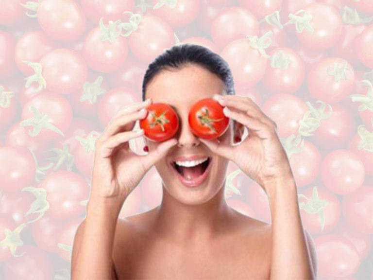 Get Brighter, Younger Looking Skin Using DIY Tomato Facial Masks